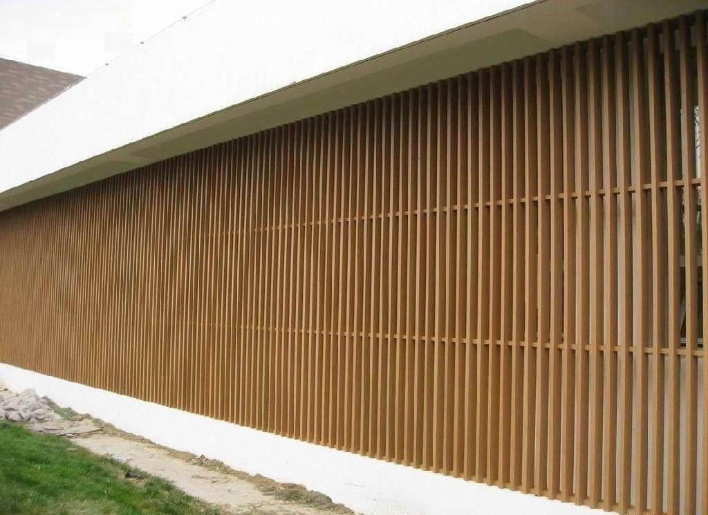 Brise de madeira