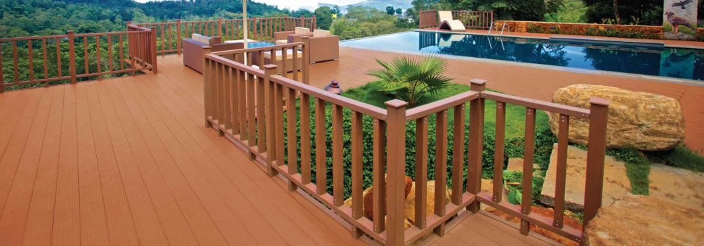 deck em maderia ecológica