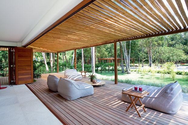 deck de madeira ecológica em belo horizonte