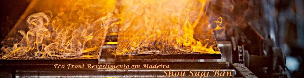 Madeira Carbonizada Shou Sugi Ban