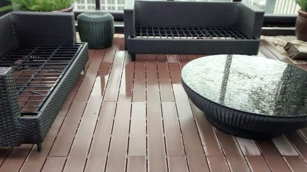 deck de madeira wpc em são paulo