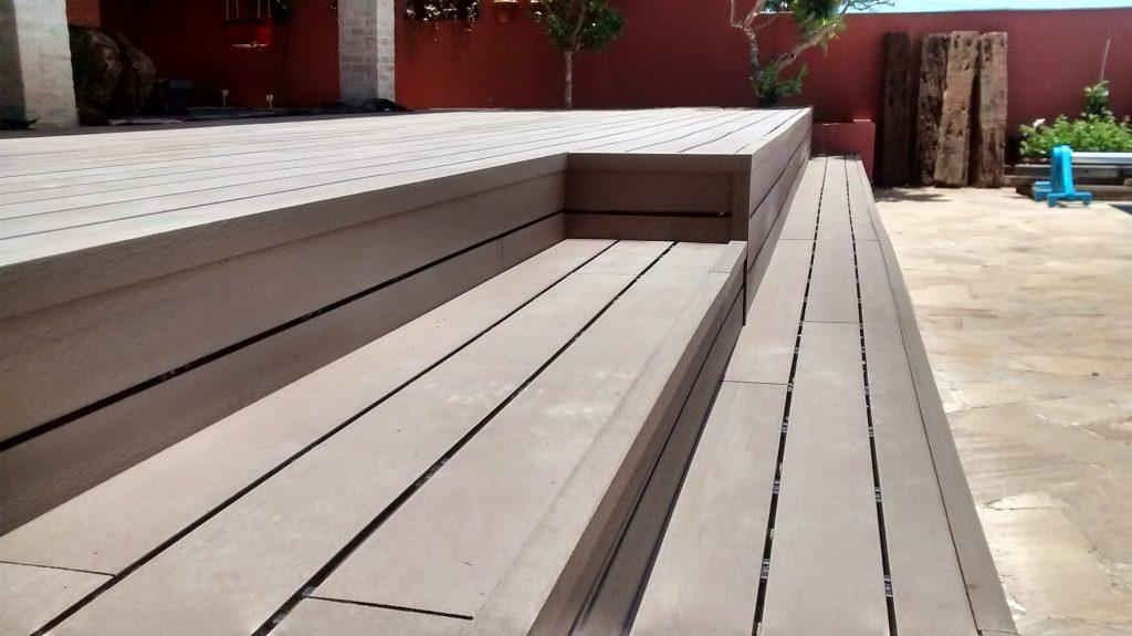 madeira plastica em são paulo