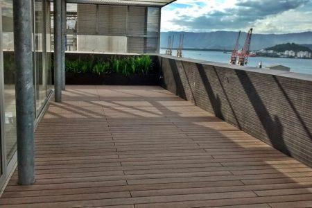 deck Madeira plastica ecologica #ecofront4